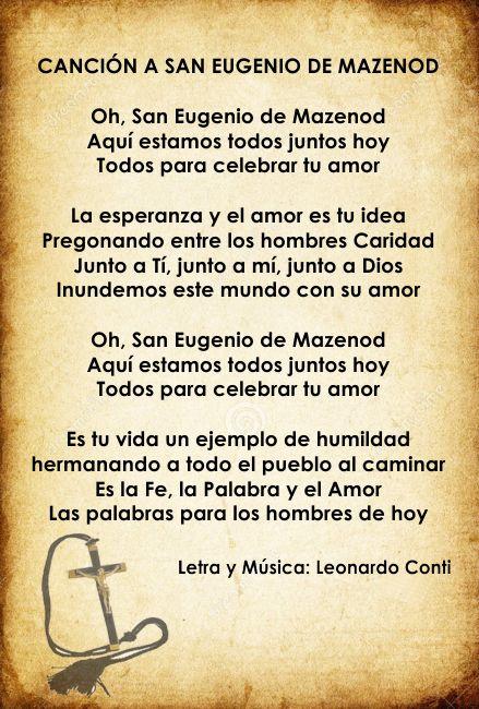 Canción a San Eugenio