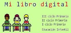 """Todos nuestro materiales TIC en """"Mi libro digital"""""""