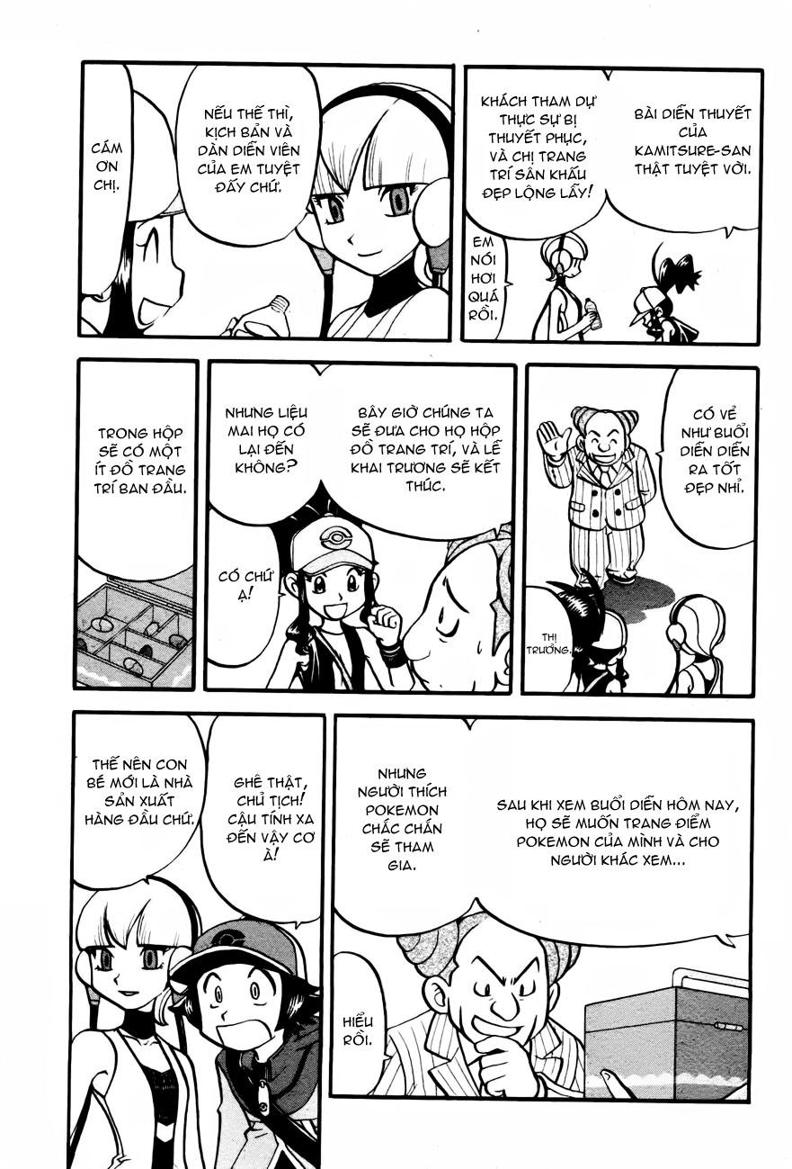 Pokemon Special Chap 483 - Next Chap 484