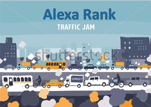 Cara Merampingkan Alexa Rank Dibawah 1 Jutaan Dalam 1 Bulan
