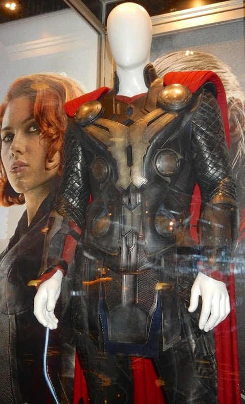 Avengers Age of Ultron Thor film costume