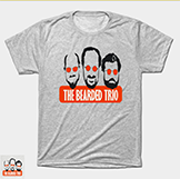 Buy The Bearded Trio T-Shirt Here