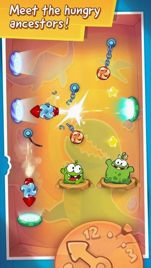 Cut the Rope: Time Travel HD v1.2