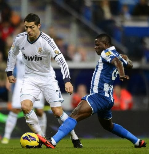 Babak Kedua, Real Madrid vs Espanyol 1-0