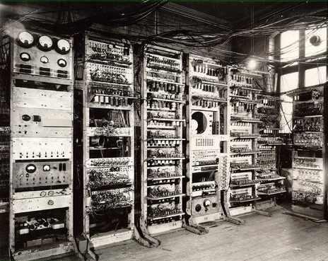La antigua y moderna inform tica los primeros ordenadores - Fotos de ordenadores ...