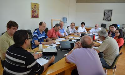 Equipe Executiva do COMINA se reúne em Brasília