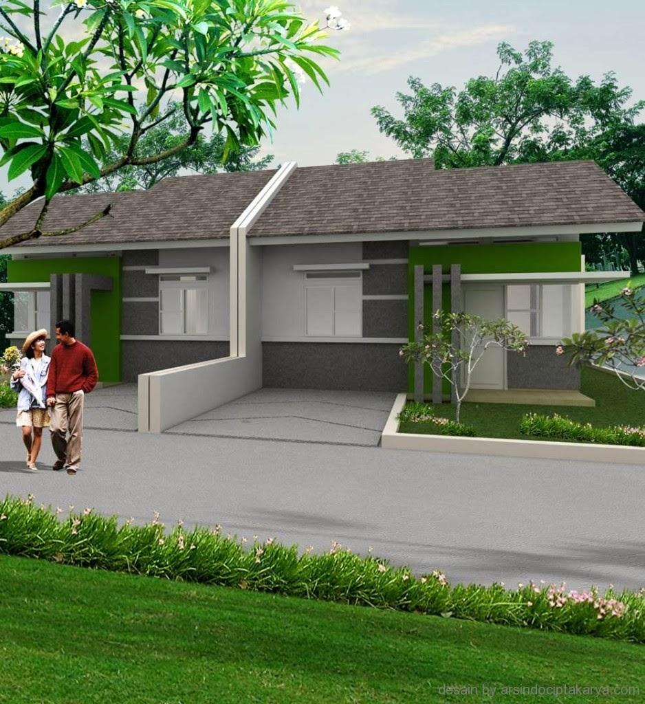 Gambar Desain Rumah Minimalis Sederhana Terbaru