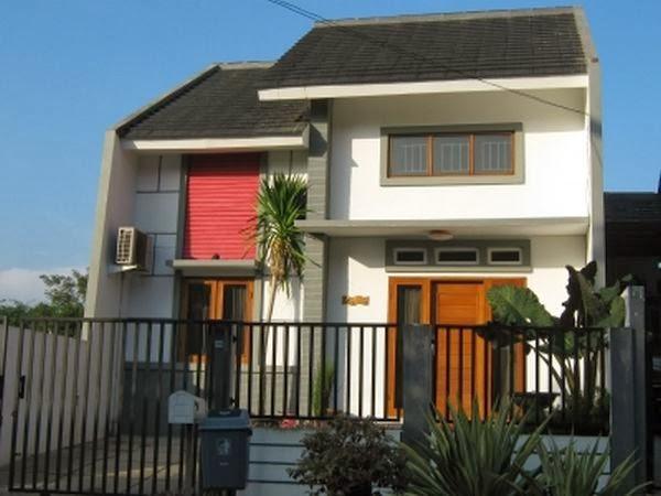 contoh desan rumah minimalis