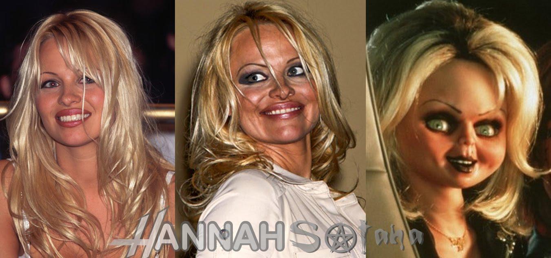celebrity plastic surgery past present future part 6 hannah satana