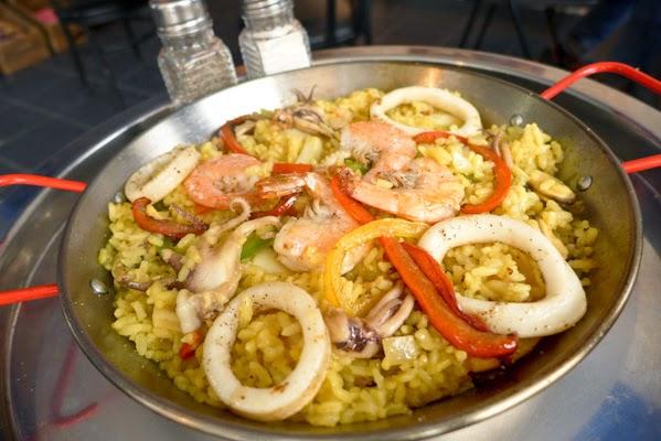 Paella - Spanish Cuisine