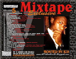 Goodphella Entertainment Mixtape Exclusive Vol.5 HOSTED BY K01