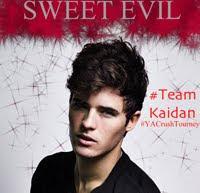 "Kaidan Rowe ""Sweet Evil"""