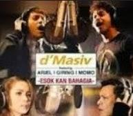 D'Masiv feat Ariel, Giring, Momo - Esok Kan Bahagia