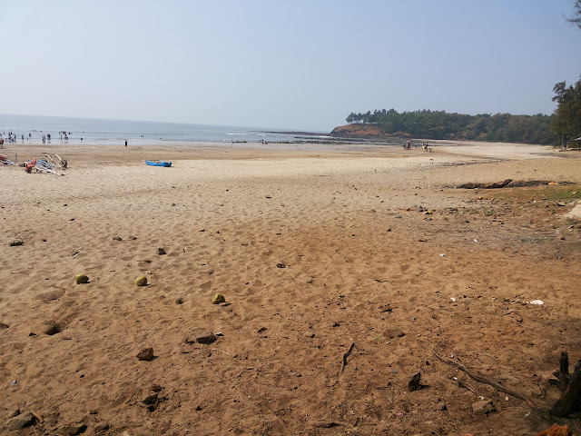 A trip to Kashid beach