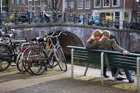 Amsterdam bicycle theft