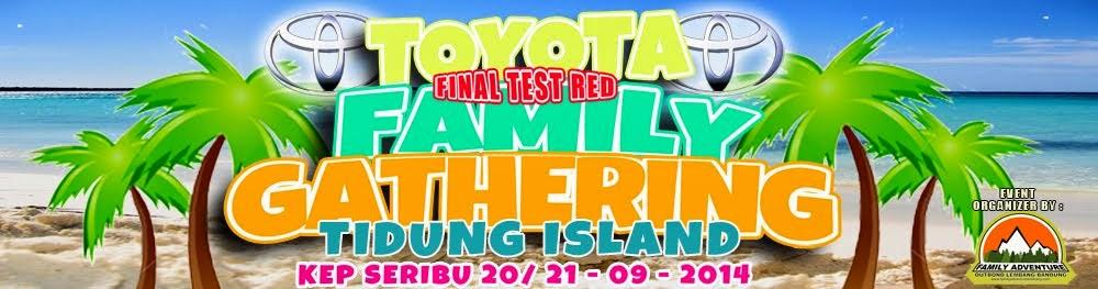 TOUR GATHERING PULAU TIDUNG