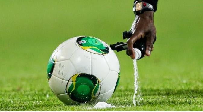Inilah Lima Fakta Unik Semprotan Ajaib Wasit Piala Dunia