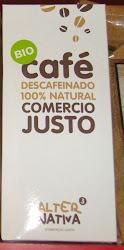 Bio - Café Descafeinado 100% Natural