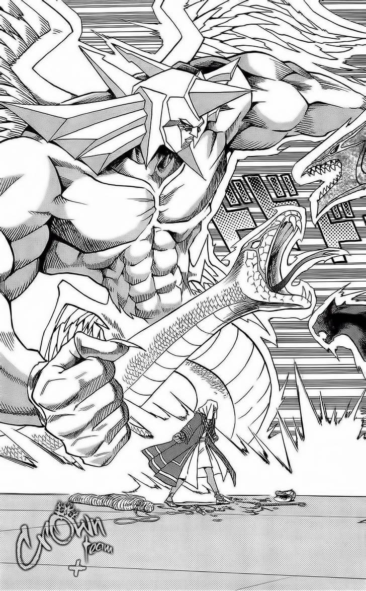 YuGi Oh – Vua Trò Chơi chap 287 Trang 15