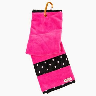 http://www.pinkgolftees.com/sale/ladies-golf-towel-sale.html