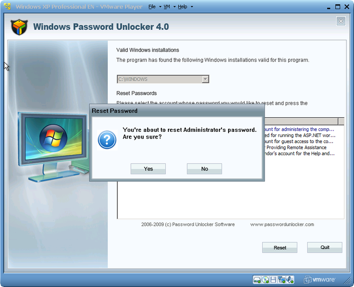 Cracker for windows 32 or 64 bit xp sp3 deasoulre for Window 32 or 64
