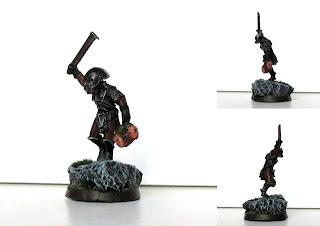Kapitan Uruk-Hai z Isengardu