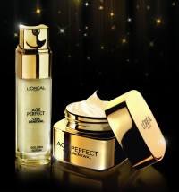 #L'Oreal Age Perfect skincare #beauty