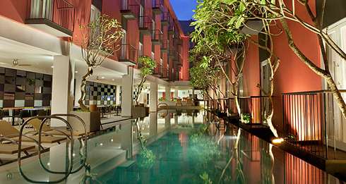 Amaris Legian Hotel Bali Pool