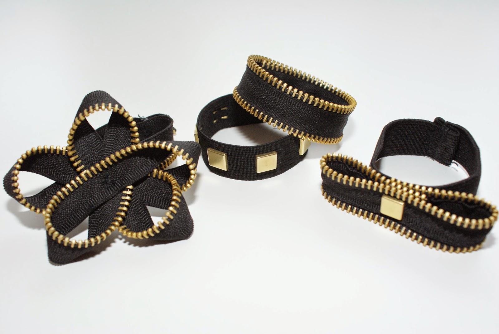 bransoletki z zamków
