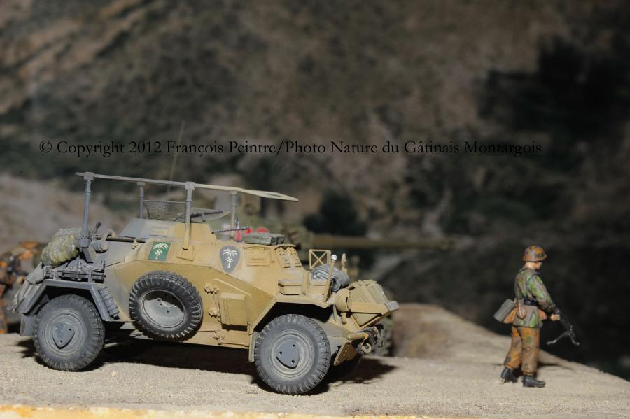 Sd Kfz 223 funkwagen