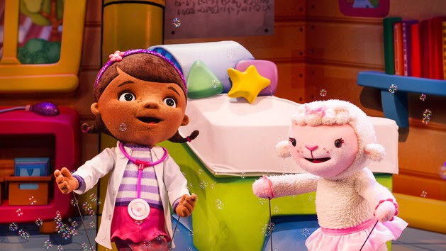 Disney Junior Live on Stage no Hollywood Studios em Orlando
