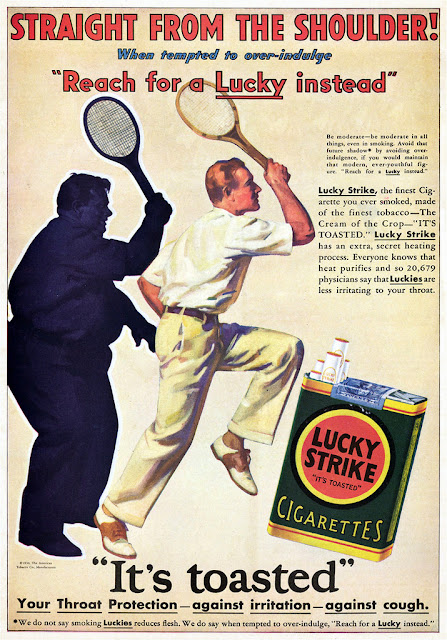 the success of lucky strike advertisements with information and warnings and without Get the latest news, exclusives, sport, celebrities, showbiz, politics, business and lifestyle from the sun.