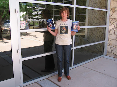 Deborah J. Lightfoot, author of the WATERSPELL fantasy trilogy