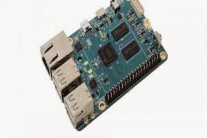 Primera review de la Odroid C1 con Ubuntu, review odroid c1 kodi