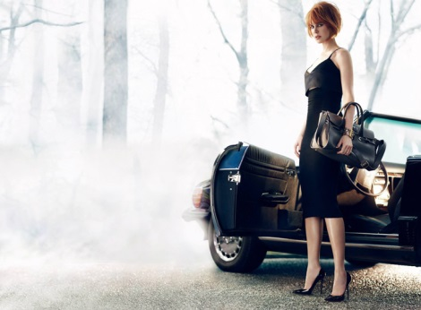 Nicole Kidman by Mikael Jansson for Jimmy Choo