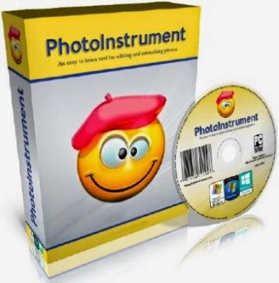 PhotoInstrument 7.3 Build 734 Full Crack