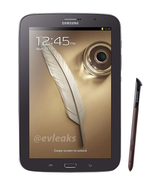 Brown Galaxy Note 8.0 aka 510