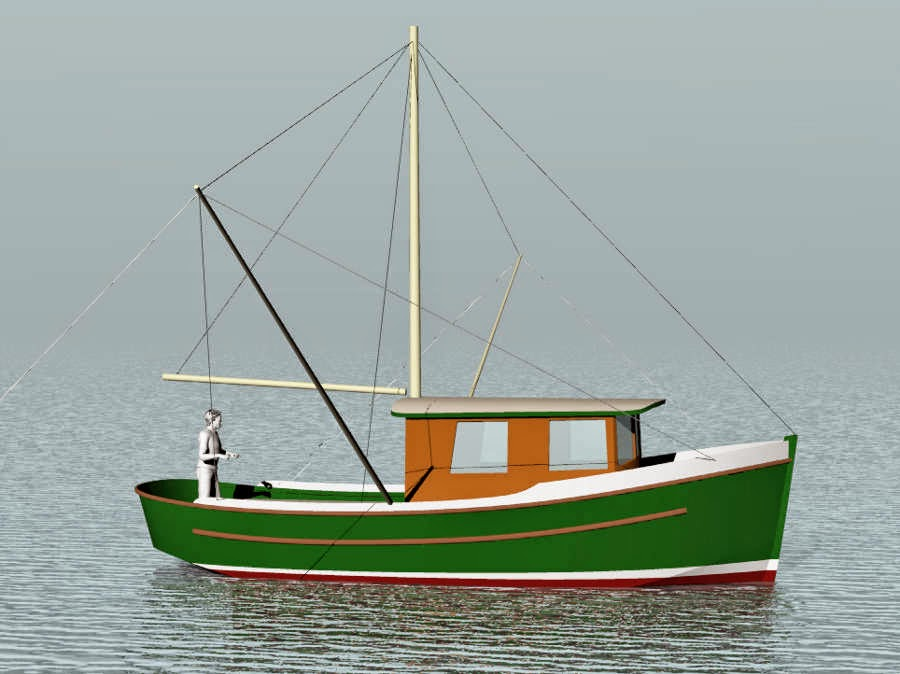 Plywood Yacht Design ~ My Boat Plans