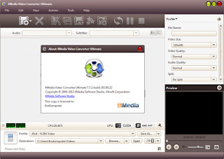 4Media Video Converter Ultimate 7.7.2.20130122 Incl Patch