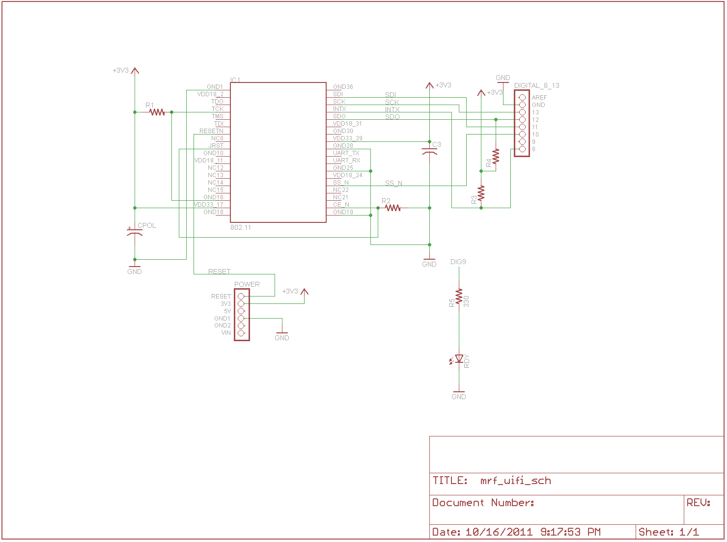 MRF24WB0MA connection problem with Arduino UNO-R3... | Microchip