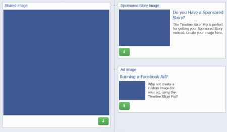 Facebook Timeline Slicer Pro