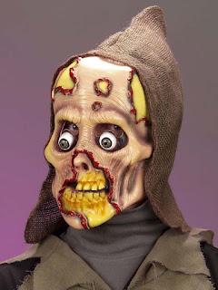 Zombie Halloweenmaske