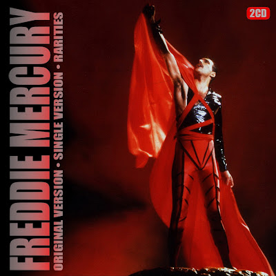 Freddie Mercury - Original Version - Single Version - Rarities