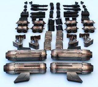 Stormraven metal bits