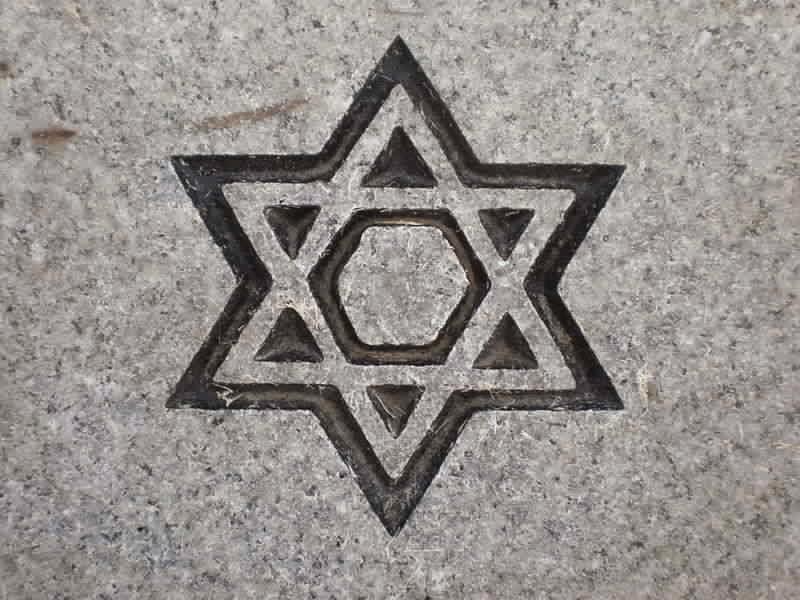 Etoile Du Berger Signification les chroniques de rorschach: la signification de l'étoile de david