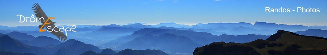 DrômEscape - Randonnées en Drôme et Escapades photographiques