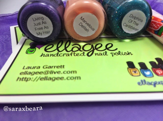 Ellagee Reviews & Swatches