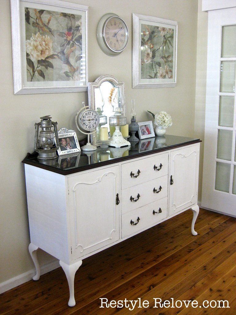 Sideboard Restyled