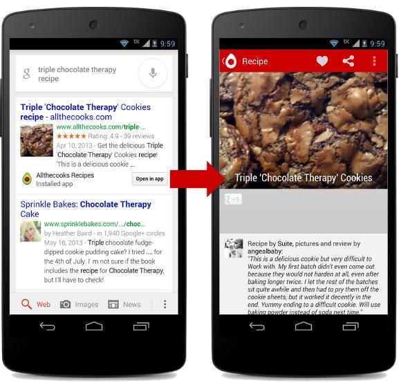 Google sẽ xếp hạng cao đối với các website thân thiện di động