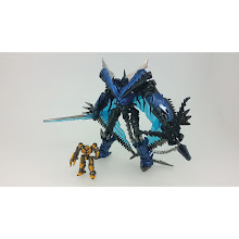 Pre-Order - Takara Tomy Transformers Movie 10th Anniversary MB-10 Strafe & Mini Bumblebee